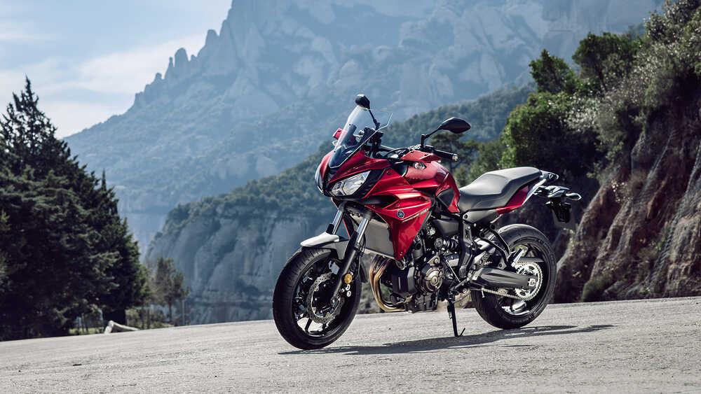2016 Yamaha Tracer 700 01