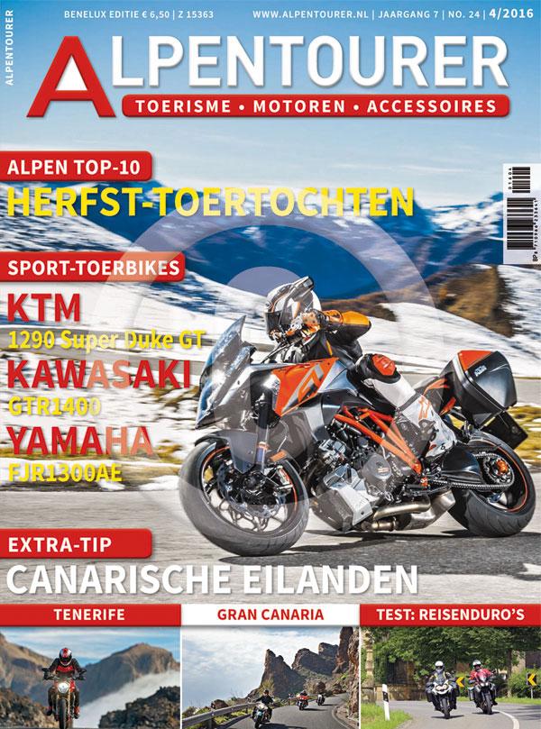ALPENTOURER Benelux 4/2016 digitaal