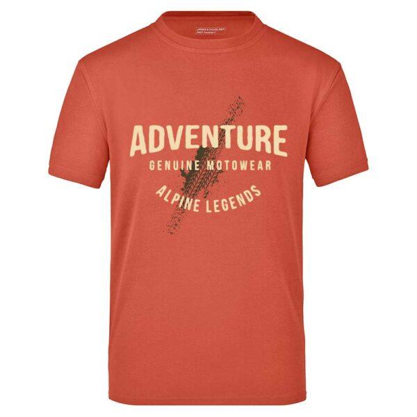 CoolDry-shirt ADVENTURE