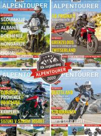 Alpentourer jaargang 2020