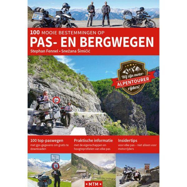 100 pas- en bergwegen